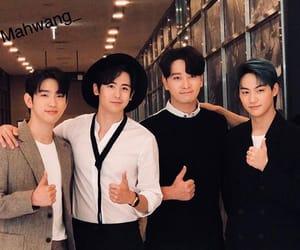 junior, mark, and jackson wang image