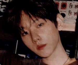 edit, exo, and baek image
