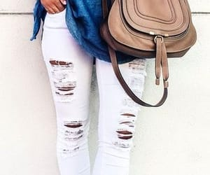 outfit, look, and moda image