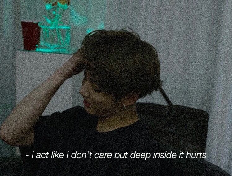 image in fake aesthetic bts subtitles quotes collection by comet