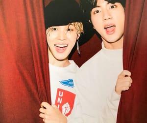jin, bts, and koreanboys image