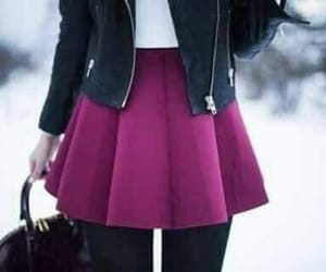 fashion, jacket, and moda image