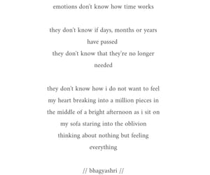 emotions, quotes, and sad image
