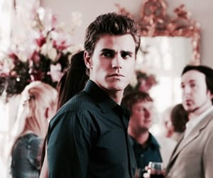 boys, stefan salvatore, and the vampire diaries image
