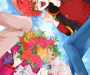anime, MM, and ray image