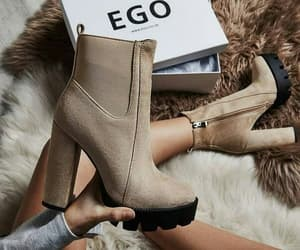 boots, ego, and fashion image