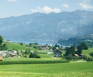 beautiful, europe, and mountains image