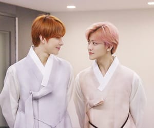 jaemin, jungwoo, and nct image