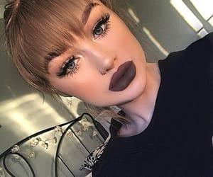beautiful, cosmetics, and fashion image