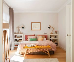 bedroom and decorating image