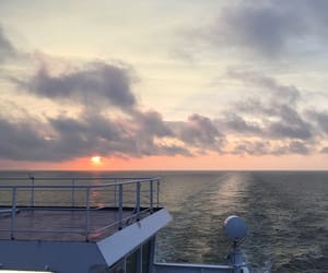 Baltic Sea, beautiful, and ferry image