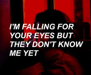 quotes, red, and aesthetic image