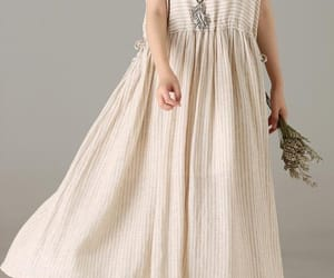 etsy, long dress, and summer dress image