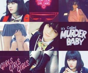 aesthetic, bad girl, and yoonji image