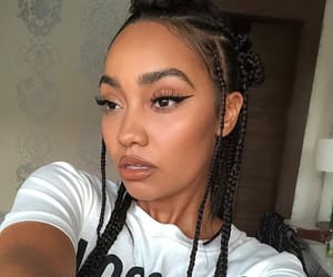 little mix, makeup, and leigh-anne pinnock image