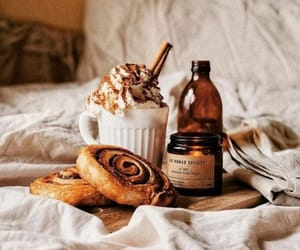 autumn, delicous, and coffee image
