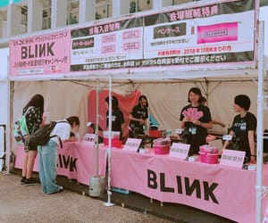 blink, bp, and black pink image