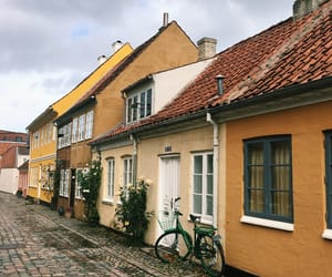 beautiful, Houses, and colors image