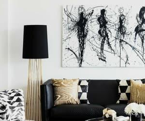 black, decorating, and glamours image