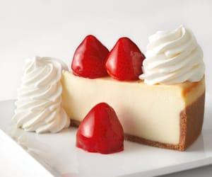dessert, strawberry, and sweet image