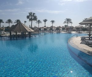 egypt, reise, and meer image