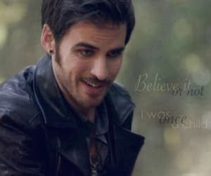 actor, boy, and captain hook image