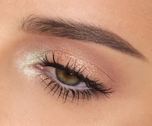 eyes, beauty, and eyeshadow image