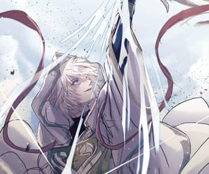 anime, bow, and granblue fantasy image