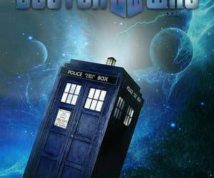 affiche, série, and doctor who image