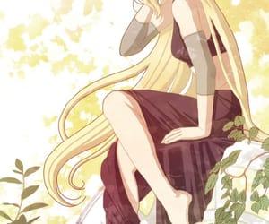 anime, anime girl, and ino image