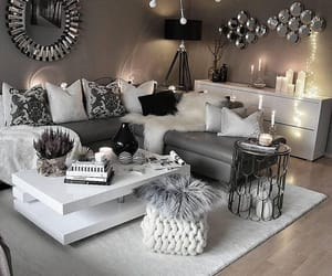 home, beautiful, and room image
