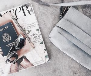 theme, vogue, and grey image