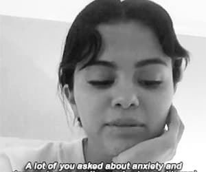 anxiety, gif, and selena gomez image
