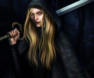 assassin, books, and sarah j maas image