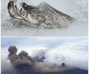 puebla, iztaccihuatl, and volcán image