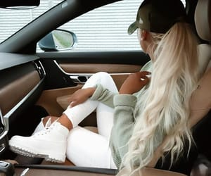 boots, fashion, and car image