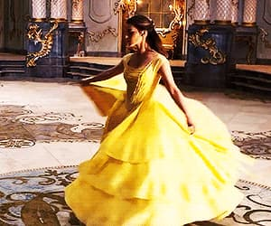 beauty, beauty and the beast, and belle image