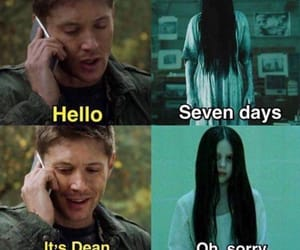 supernatural, dean winchester, and memes image