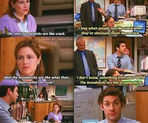 funny, quote, and the office image