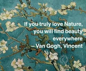 quotes, van gogh, and art image