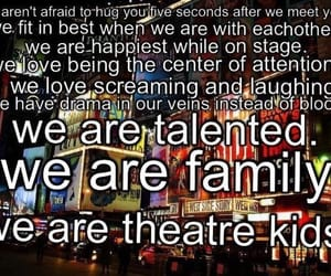 acting, theaters, and shows image