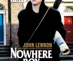 movie, nowhere boy, and john l image