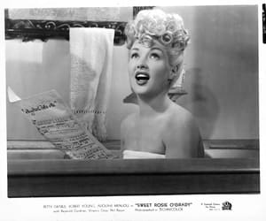 Betty Grable and sweet rosie o'grady image