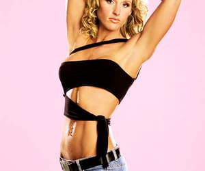 wwe and michelle mccool image