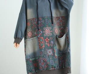 etsy, long dress, and oversize dress image