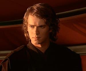 Anakin Skywalker, gif, and hayden christensen image