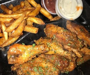 fries and Chicken image