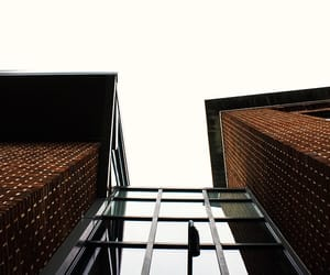 architecture, looking up, and photography image