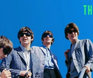 60's, bass, and beatles image