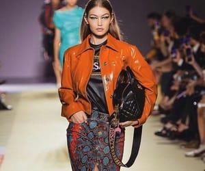 fashion, fashion show, and models image